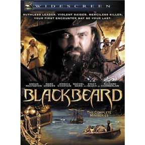 Blackbeard is listed (or ranked) 20 on the list The Best Pirate Movies