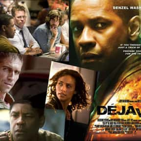 Déjà Vu is listed (or ranked) 14 on the list The Best Time Loop Movies