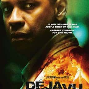 Déjà Vu is listed (or ranked) 13 on the list The Best Denzel Washington Movies