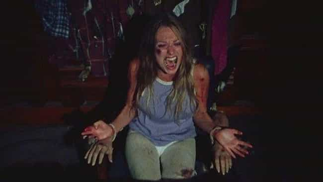 The Texas Chain Saw Mass... is listed (or ranked) 2 on the list The Most Disturbing Horror Movie Scene From The Year You Were Born
