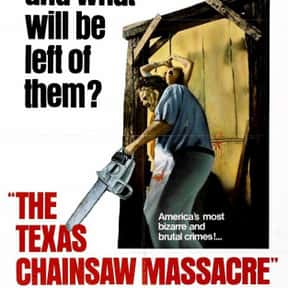 The Texas Chain Saw Massacre is listed (or ranked) 2 on the list The Best Horror Movies Set in the Woods