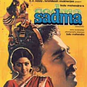 Sadma is listed (or ranked) 8 on the list The Best Sridevi Kapoor Movies