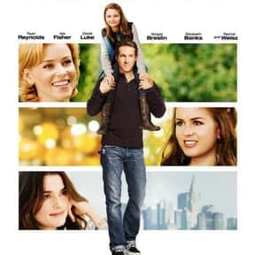 Definitely, Maybe is listed (or ranked) 5 on the list The Best Ryan Reynolds Movies