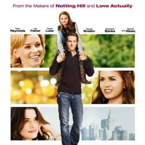 Definitely, Maybe is listed (or ranked) 25 on the list The Best Chick Flicks From The 2000s