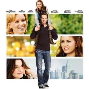 Definitely, Maybe is listed (or ranked) 11 on the list The Best Father-Daughter Movies
