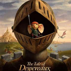 The Tale of Despereaux is listed (or ranked) 13 on the list The Best Emma Watson Movies