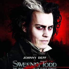 Sweeney Todd: The Demon Barber is listed (or ranked) 7 on the list The Best Johnny Depp Movies