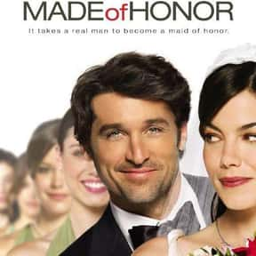 Made of Honor is listed (or ranked) 20 on the list The Best Wedding Movies