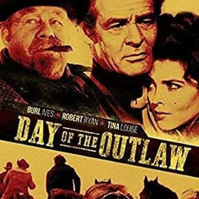 Day of the Outlaw is listed (or ranked) 20 on the list The Best Western Movies of the 1950s