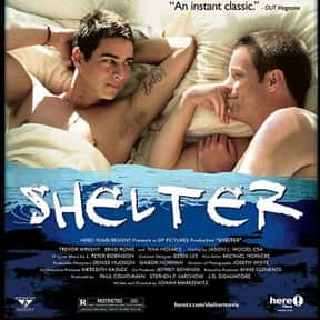 Shelter is listed (or ranked) 1 on the list The Best LGBTQ+ Themed Movies