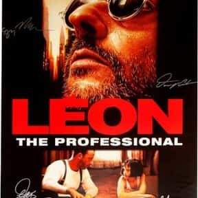 Léon: The Professional is listed (or ranked) 9 on the list The Best R-Rated Crime Thriller Movies