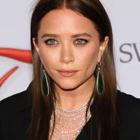Mary-Kate Olsen is listed (or ranked) 13 on the list Full Cast of Charlie's Angels: Full Throttle Actors/Actresses