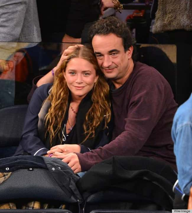 Mary-Kate Olsen is listed (or ranked) 34 on the list 48 Famous Couples with Huge Age Differences
