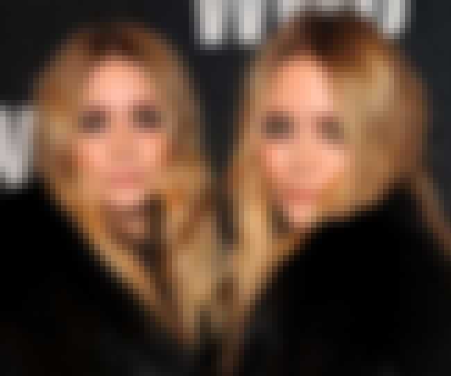 Mary-Kate Olsen is listed (or ranked) 1 on the list 21 Pictures of Celebrities Who Have Identical Twins