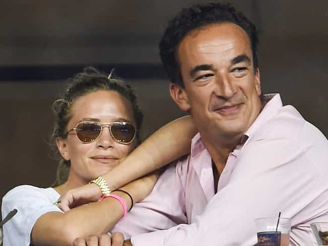 Mary-Kate Olsen is listed (or ranked) 41 on the list Celebrity Weddings 2015