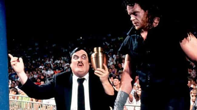 Paul Bearer is listed (or ranked) 2 on the list The Best Managers and Valets in WWE History