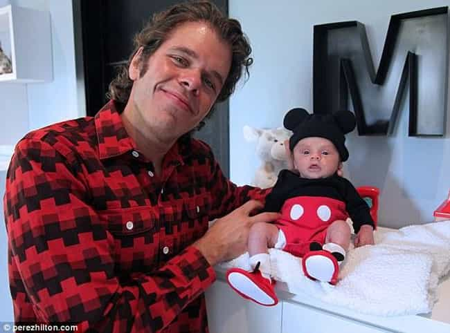 Perez Hilton is listed (or ranked) 3 on the list 9 Famous Gay People Who Had Kids Via Surrogate