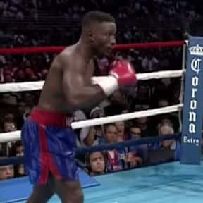 Pernell Whitaker is listed (or ranked) 24 on the list Famous Boxers from the United States