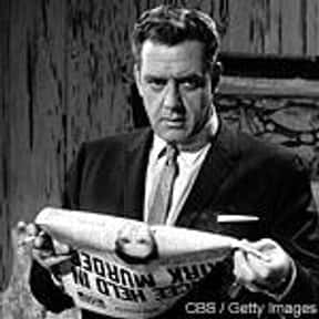 Perry Mason is listed (or ranked) 3 on the list Fictional Lawyers You'd Most Want Defending You