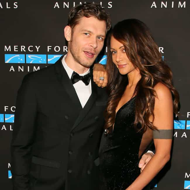 Persia White is listed (or ranked) 1 on the list Joseph Morgan Loves and Hookups