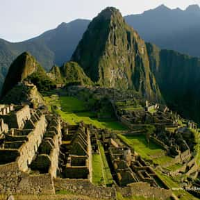 Peru is listed (or ranked) 8 on the list The Best Countries to Travel To