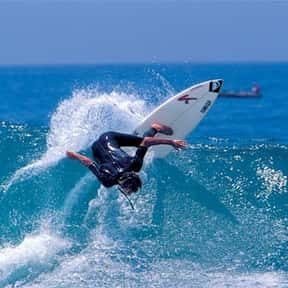 Peru is listed (or ranked) 5 on the list The Best Countries for Surfing