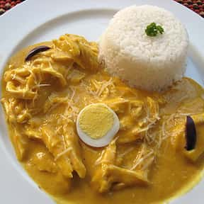 Peru is listed (or ranked) 4 on the list The Countries with the Best Food