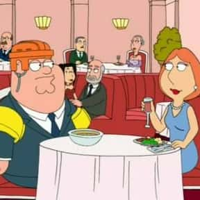 Petarded is listed (or ranked) 5 on the list The Best 'Family Guy' Episodes of All Time