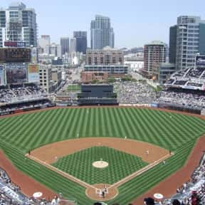 Petco Park is listed (or ranked) 6 on the list The Best MLB Ballparks
