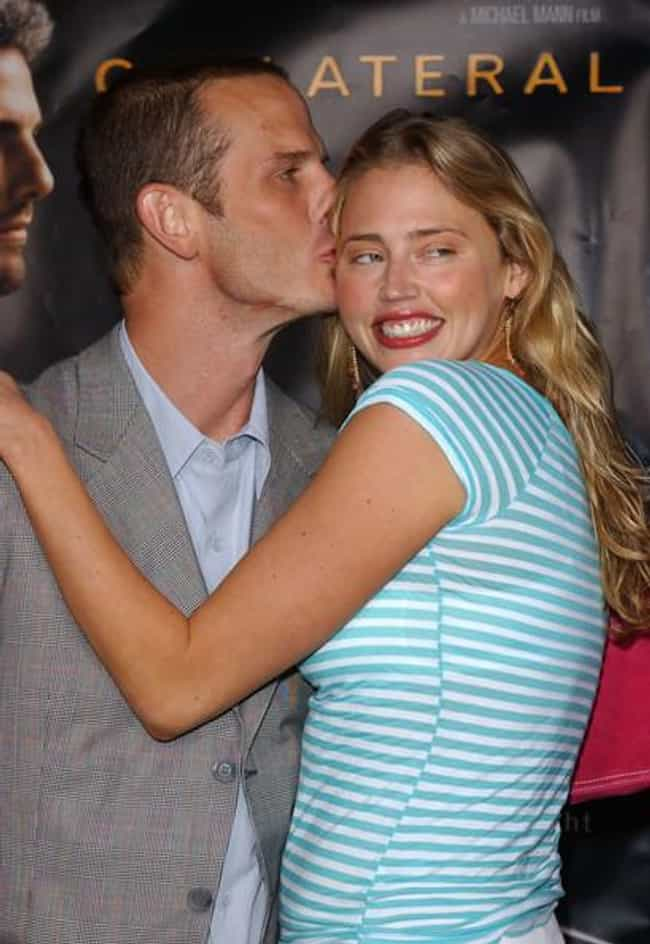 Peter Berg is listed (or ranked) 1 on the list Men Who Estella Warren Has Dated