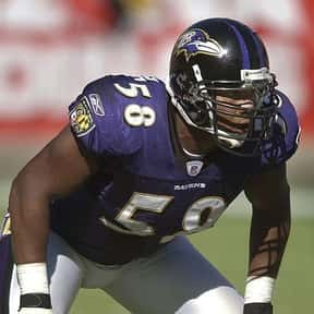 Peter Boulware is listed (or ranked) 3 on the list The Best Baltimore Ravens Linebackers of All Time