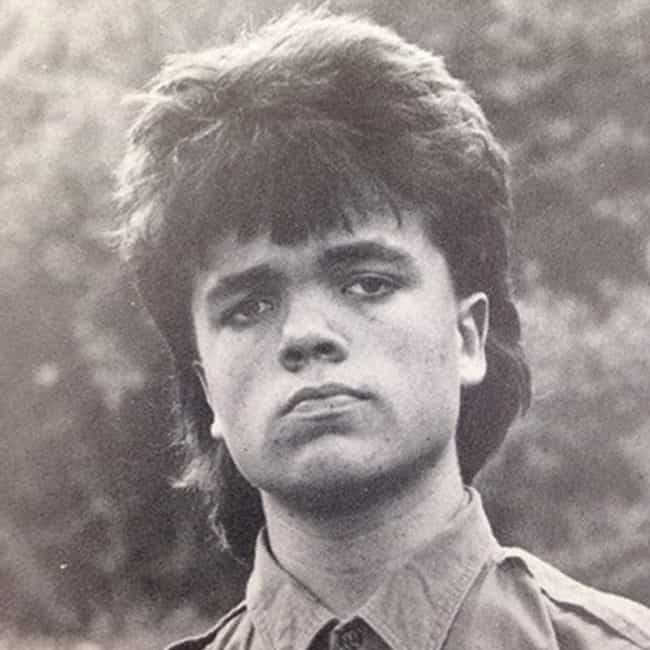 Peter Dinklage is listed (or ranked) 7 on the list The Most Embarrassing Celebrity Yearbook Photos