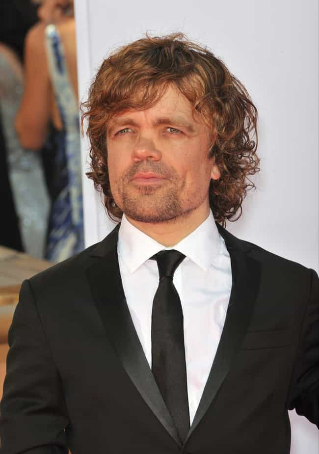 Peter Dinklage Is Listed Or Ranked  On The List The Top  Best