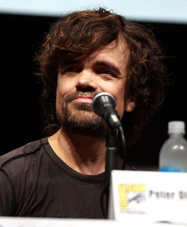 Peter Dinklage is listed (or ranked) 1 on the list The Top 10 Best Actors in Game of Thrones