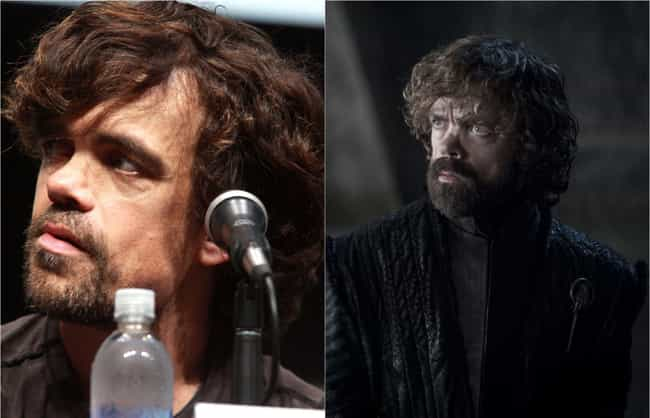 Peter Dinklage is listed (or ranked) 1 on the list Who Would Star In An Americanized 'Game Of Thrones'?