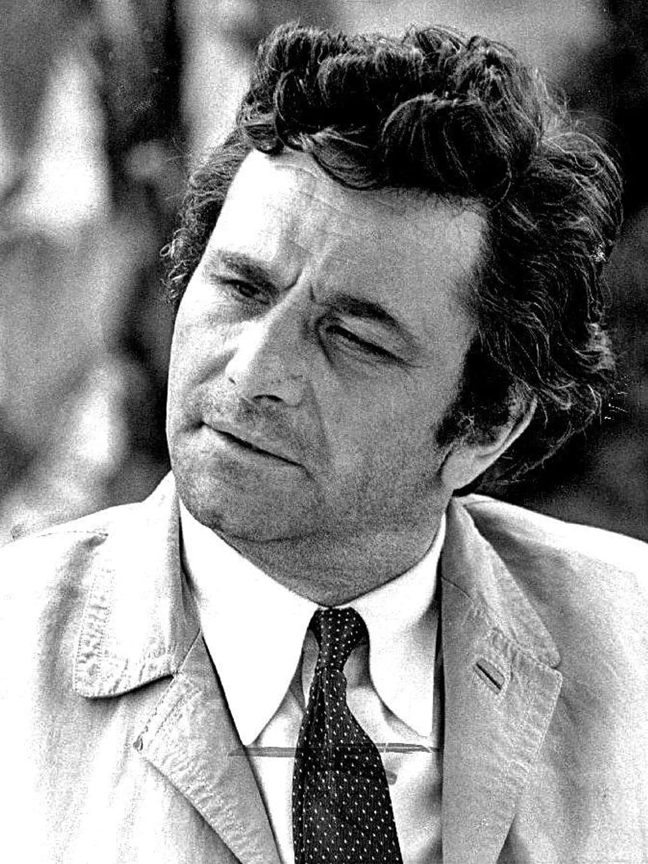 Peter Falk is listed (or ranked) 1 on the list Celebrities Who You Never Knew Were Partially Blind