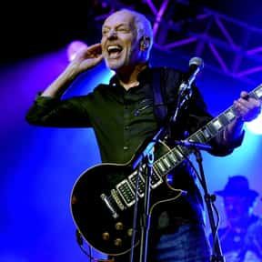 Peter Frampton is listed (or ranked) 7 on the list Famous People Named Peter