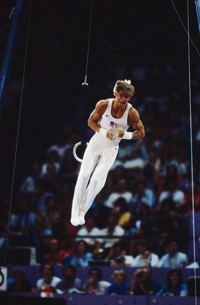 Peter Vidmar is listed (or ranked) 2 on the list Famous Male Gymnasts