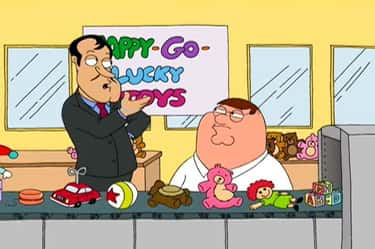 Peter Griffin Is Pulling In Almost $200,000 Yearly
