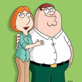 Peter and Lois Griffin is listed (or ranked) 19 on the list The Best Current TV Couples