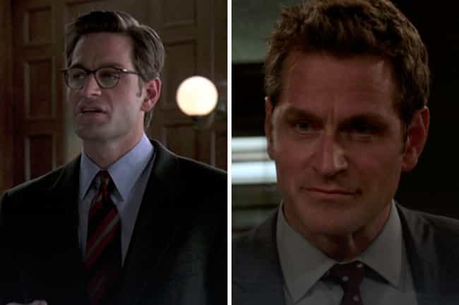 Peter Hermann is listed (or ranked) 7 on the list How The 'Law & Order: SVU' Has Aged Since The First Season