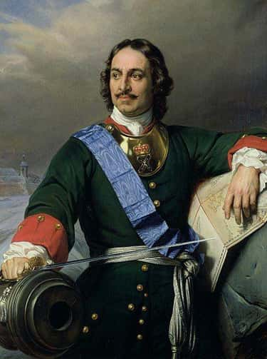 Peter The Great Went On Vodka  is listed (or ranked) 2 on the list Which Historical Figure Would Win In An All-Night Drinking Competition?