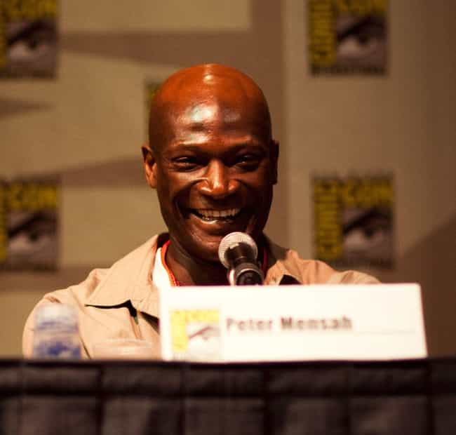 Peter Mensah is listed (or ranked) 7 on the list Actors Suited To Be Black Panther