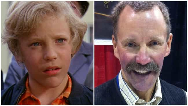 Peter Ostrum is listed (or ranked) 5 on the list Child Actors Who Went On To Have Successful Non-Acting Careers