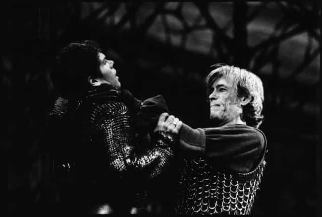 Peter O'Toole is listed (or ranked) 3 on the list 16 Actors Who Have Played Macbeth