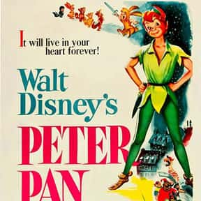 Peter Pan is listed (or ranked) 25 on the list Musical Movies With the Best Songs