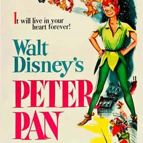 Peter Pan is listed (or ranked) 18 on the list Disney Movies with the Best Soundtracks, Ranked