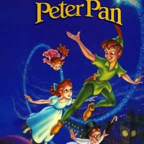 Peter Pan is listed (or ranked) 4 on the list The Best Disney Movies About Siblings