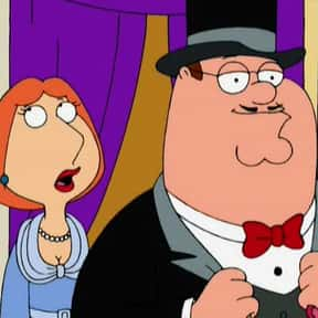 Peter, Peter, Caviar Eater is listed (or ranked) 4 on the list The Best Episodes From Family Guy Season 2