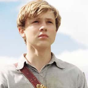 Peter Pevensie is listed (or ranked) 13 on the list The Greatest Fictional Kings